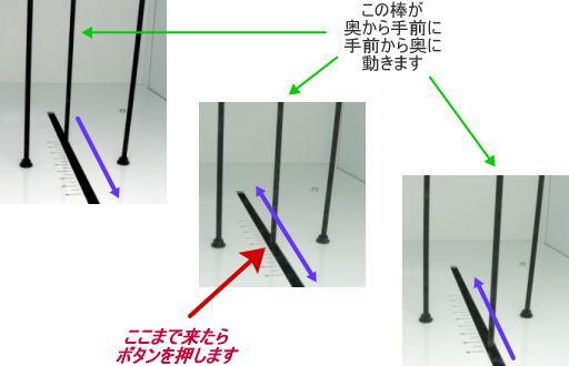 メガネの賞月堂 岐阜金華橋店/深視力測定|深視力測定|